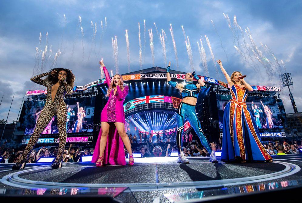 Spice Girls Stadium Tour